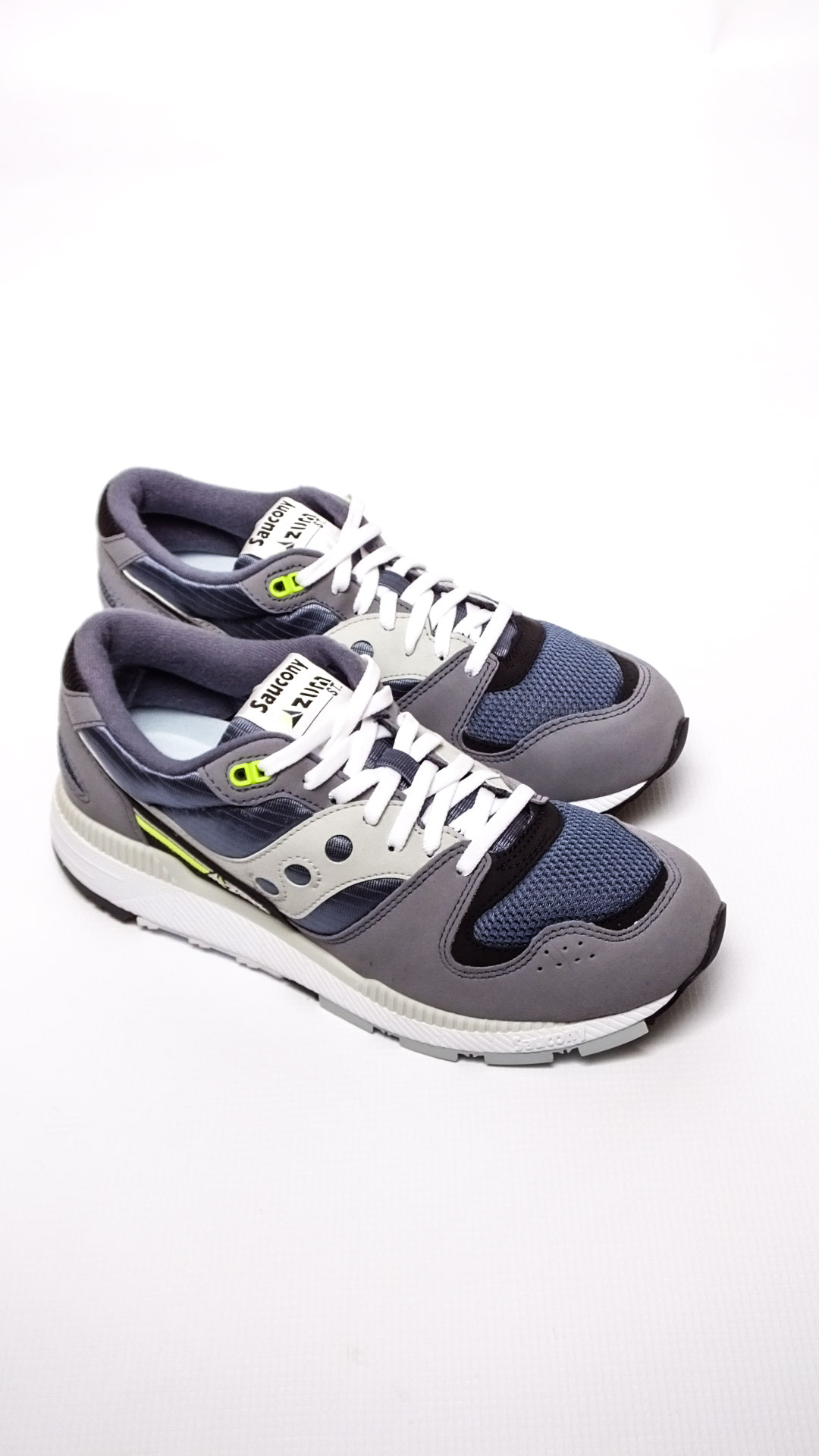 2be6b4b491da Saucony Originals Azura – Slate Grey