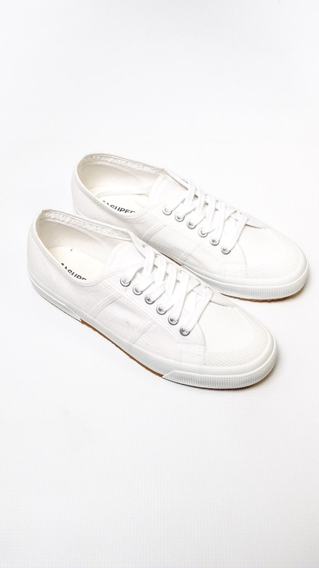 98a76c76e8 Superga 2390 Cotu – Full White