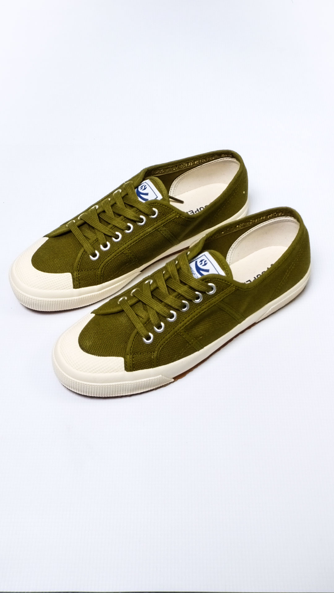 44a5604b61 Superga 2390 Cotu – Green Military. 🔍. £52.00
