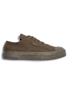 Superga 2630 Military Green Chunky Sole