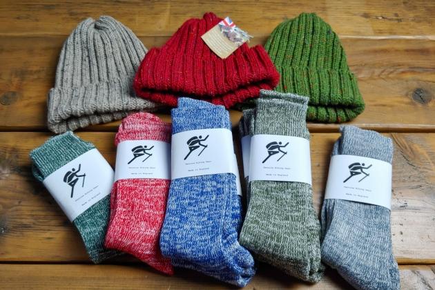 PHG - Holmfirth Hats & Standard Socks