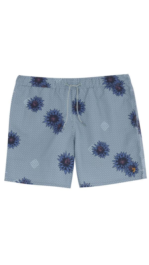 Farah Colbert Floral Swim Shorts