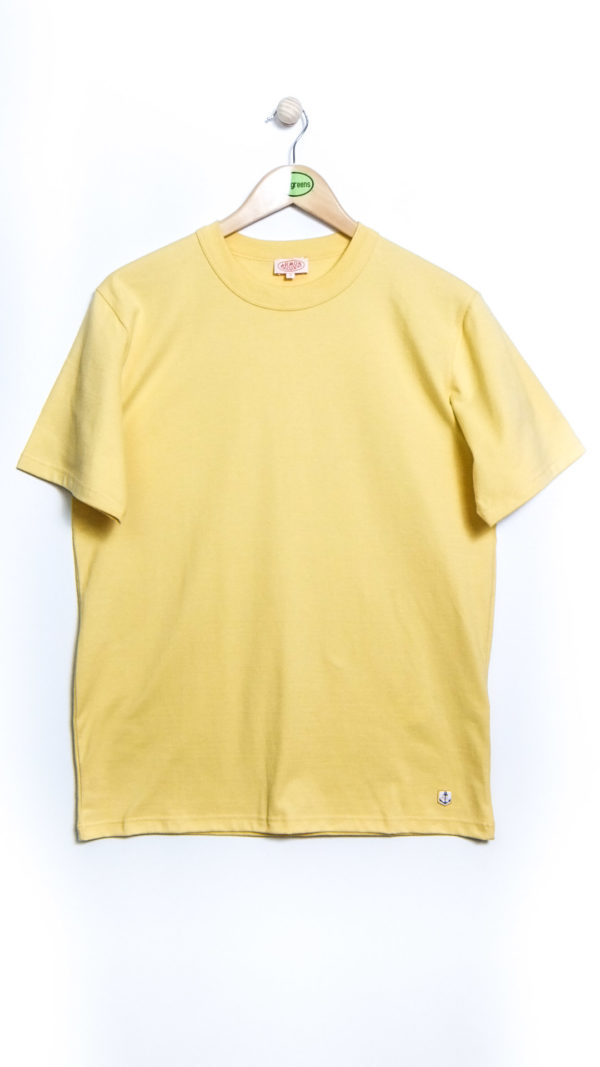 Armor-Lux Héritage Short Sleeved T-shirt - Blonde