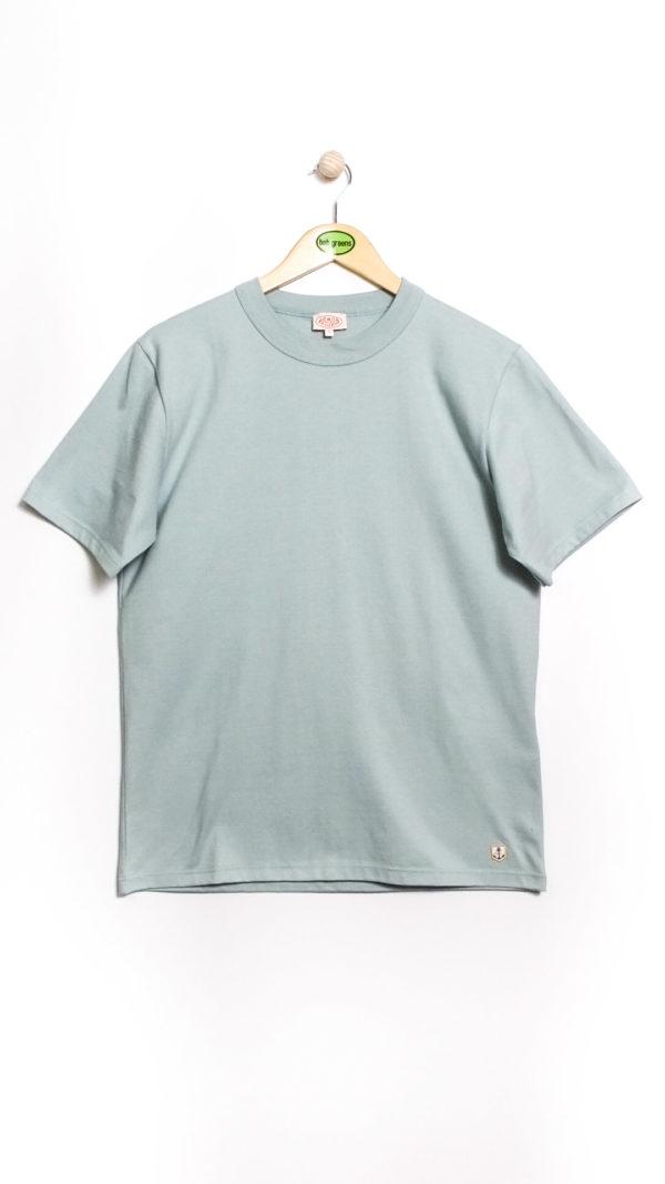 Armor-Lux Héritage Short Sleeved T-shirt - Marsouin Grey