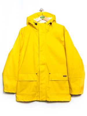 Armor Lux Raincoat - Yellow