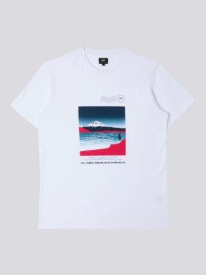 Edwin Awoke Tshirt White I027905