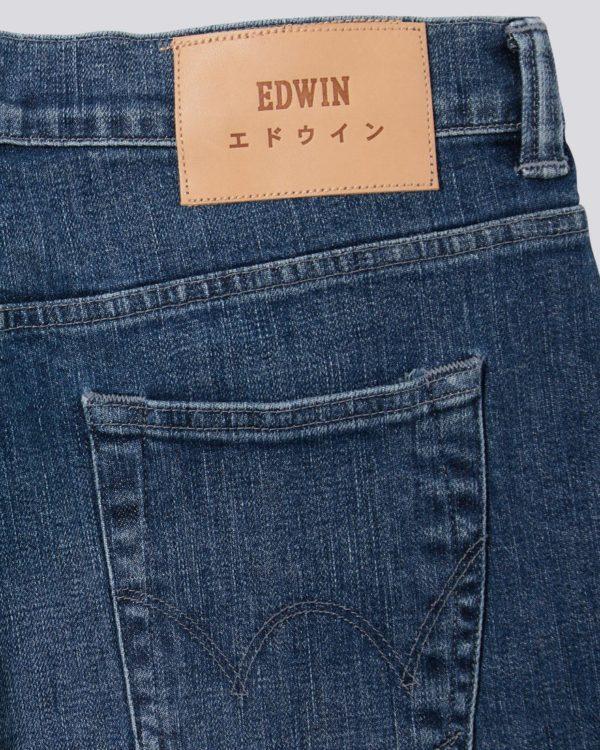 Edwin ED-85 CS Yuuki Blue Denim