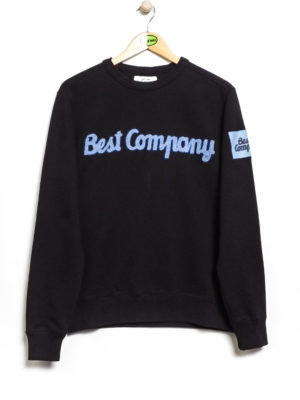 Best Company Crew Neck Classic - Carbon Paper