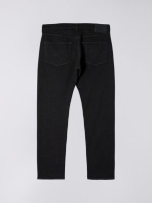 Edwin ED-55 CS Ayano Black Denim 11.8oz Rinsed