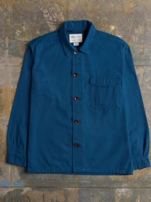 Uskees #3003 buttoned workshirt