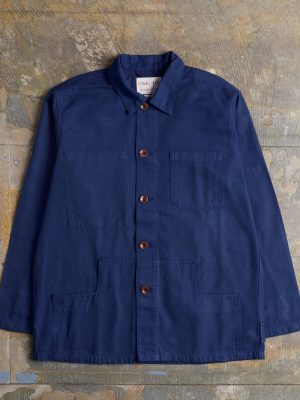 Uskees 3004 Navy Jacket