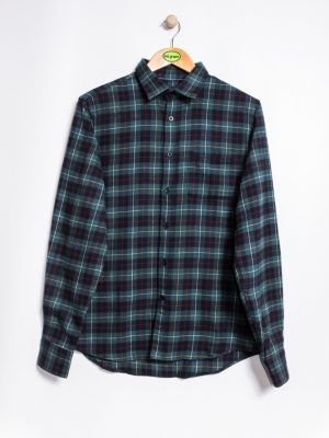 Edwin Don Shirt 1028594 greener Pastures