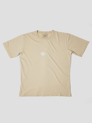 Nigel Cabourn Embroidered Logo Tee