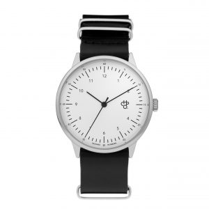 CHPO Harold Watch - Black/White