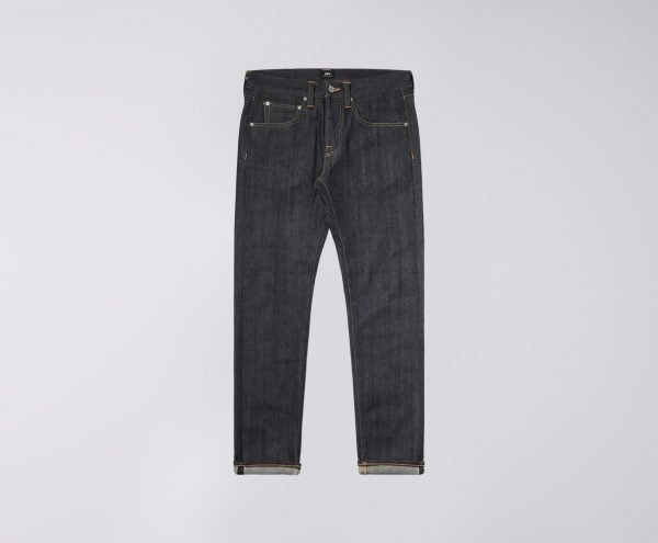 Edwin ED-55 Red Listed Selvage Denim - Unwashed