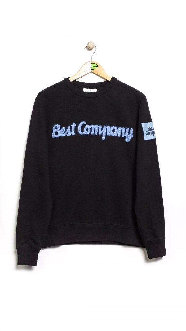 Best Company Crew Neck Classic - Black