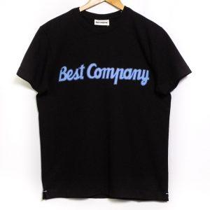 Best Company Crew Neck Classic T-Shirt - Black