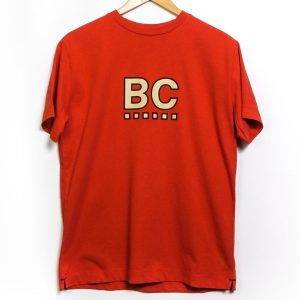 Best Company Crew Neck T-Shirt - Red
