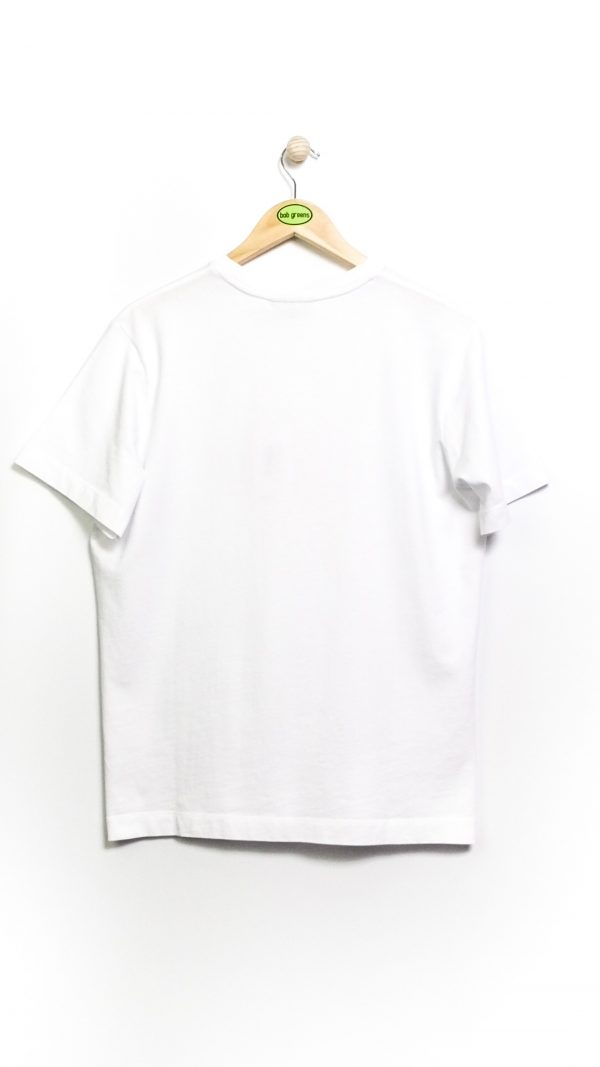 Best Company Crew Neck Tiger T-Shirt - White