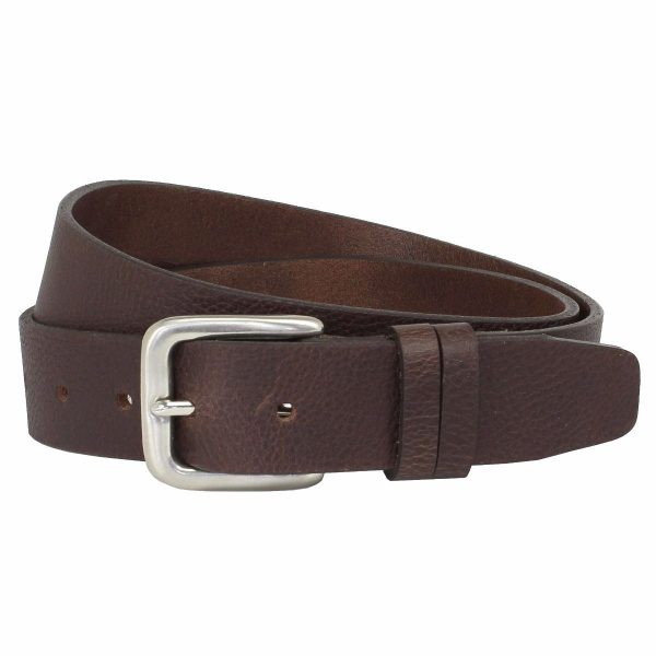 British Belt Company Thistleton Brown 34mm Belt