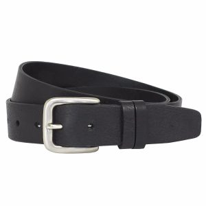 British Belt Company Thistleton Black 34mm Belt