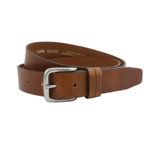 British Belt Company Thistleton Tan 34mm Belt
