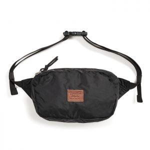 Brixton Stewart Hip Pack - Black