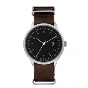 CHPO Harold Watch - Brown / Black