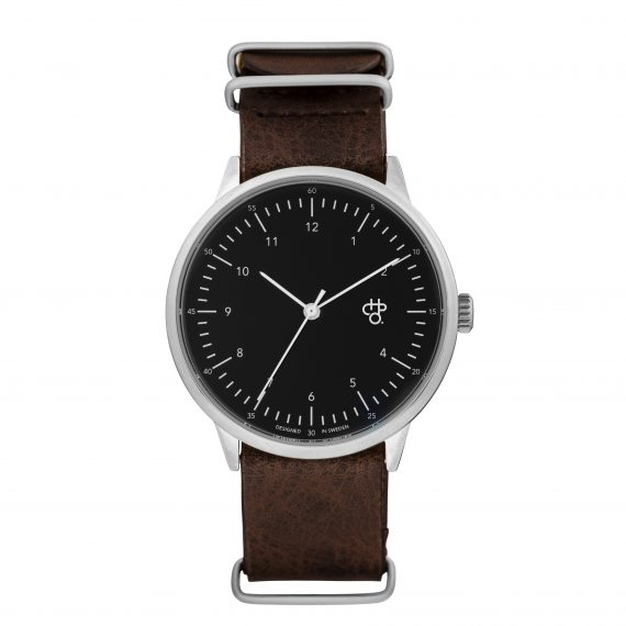 CHPO Harold Watch - Brown / Black