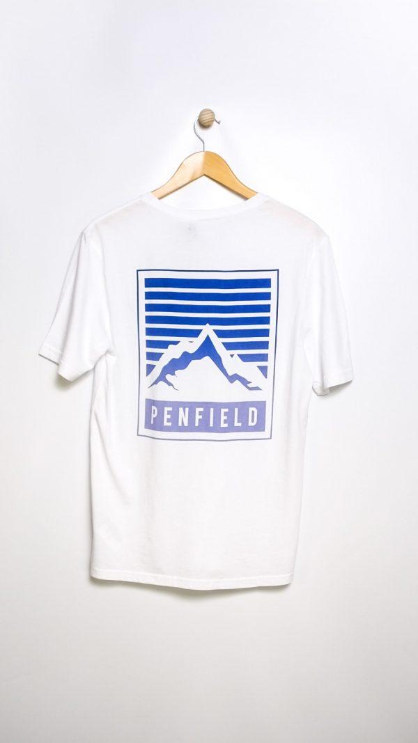 Penfield Miller T-shirt - White