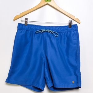 Farah Colbert Swim Short - Royal Blue