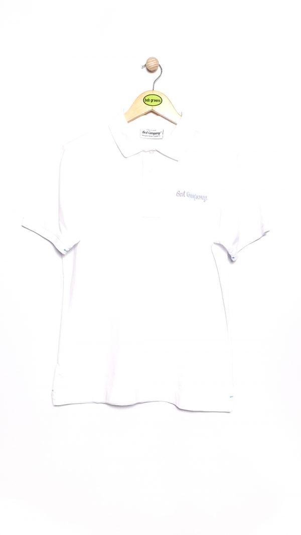 Best Company Polo - Bianco