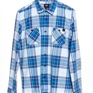 Edwin Labour Shirt - Cool Blue