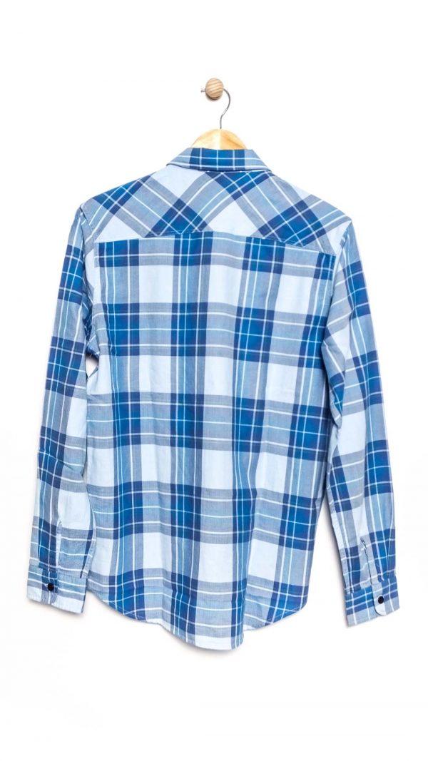 Edwin Labour Shirt - Cool Blue