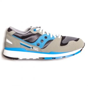 Saucony Originals Azura – Grey and Blue
