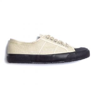 Superga 2390 Cotu – Taupe-Black