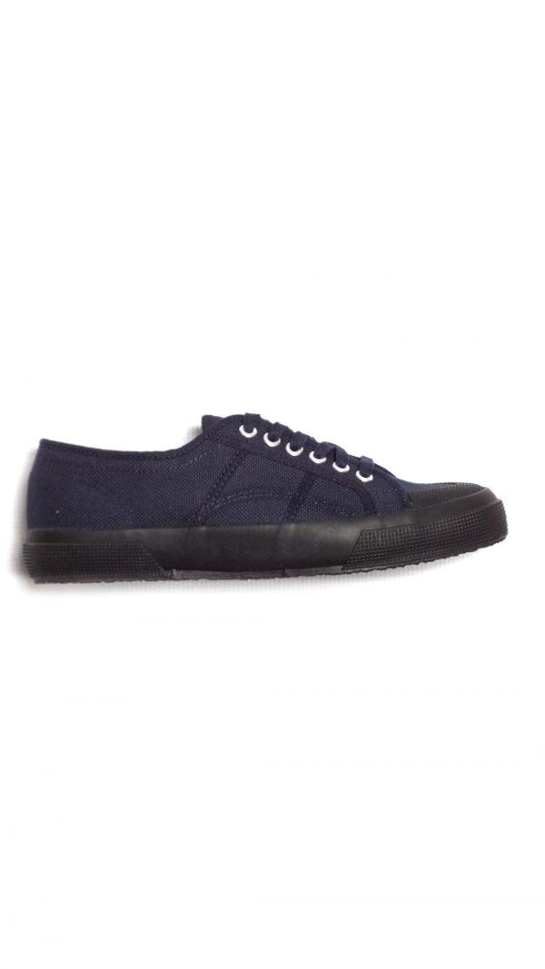 Superga 2390 Cotu – Blue Navy-Black