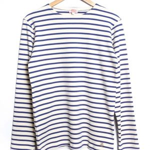 Armor-Lux Marinière Stripe Shirt - Nature/Ink