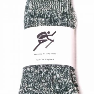 Pennine Hiking Gear Standard Socks - Dark Green