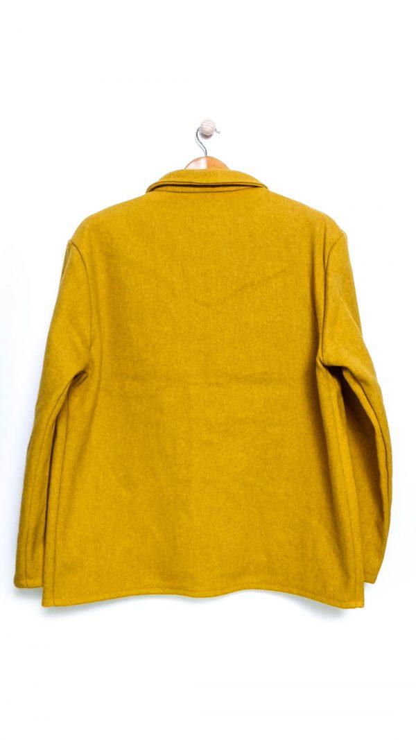 Le Laboureur Wool Work Jacket - Saffron