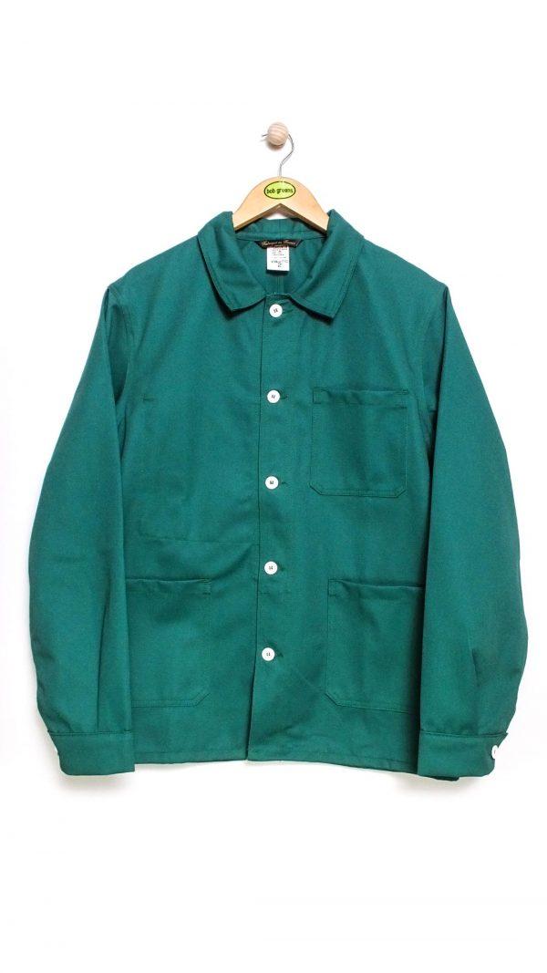 Le Laboureur Work Jacket - Prairie Green