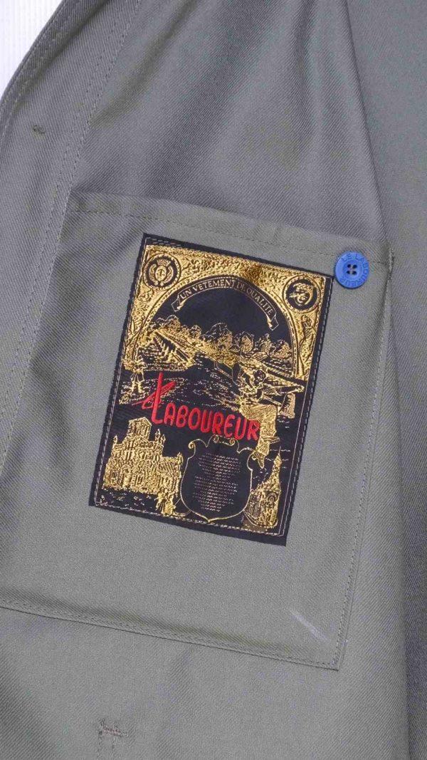 Le Laboureur Work Jacket - Olive