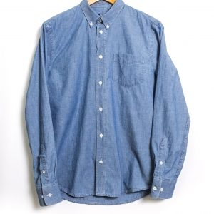 SUIT Modern Archives LS Easy Shirt - Light Blue