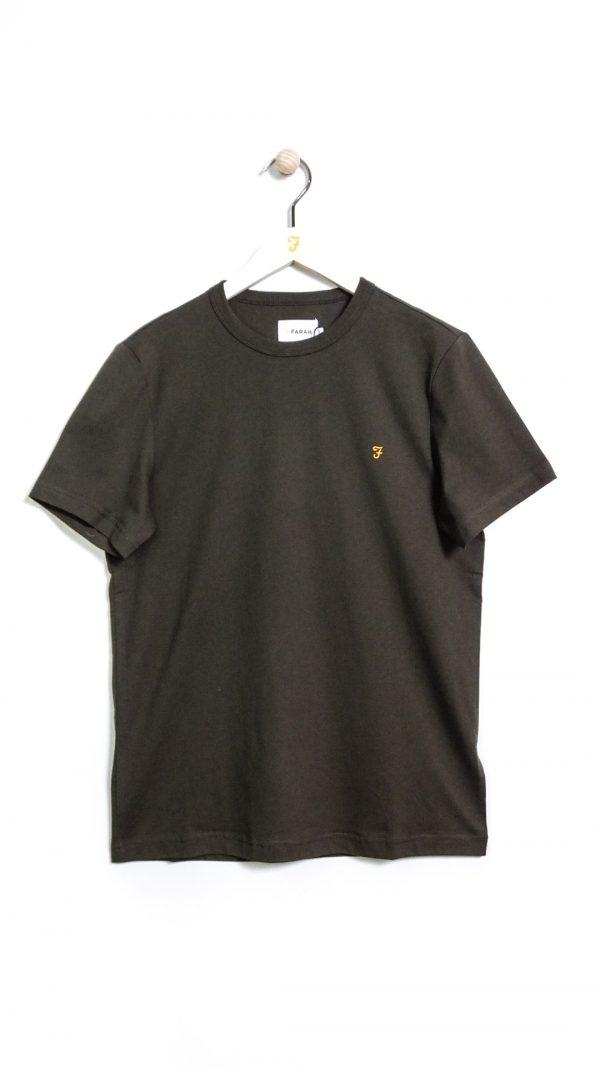 Farah Dennis SS T-Shirt - Farah Green
