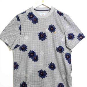 Farah Yandell SS T-Shirt - Green Mist