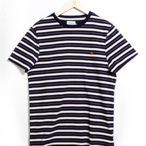 Farah Mansour SS T-Shirt - True Navy