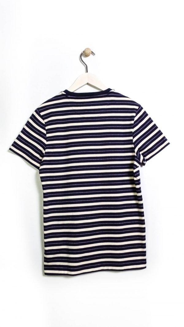Farah Mansour SS T-Shirt - True Navy