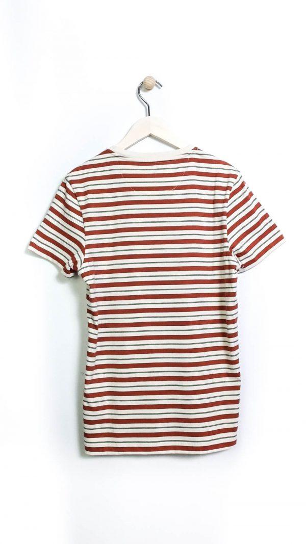 Farah Mansour SS T-Shirt - Cream