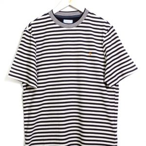 Farah Galveston SS T-Shirt - True Navy