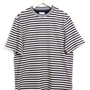 Farah Galveston SS T-Shirt - True Navy
